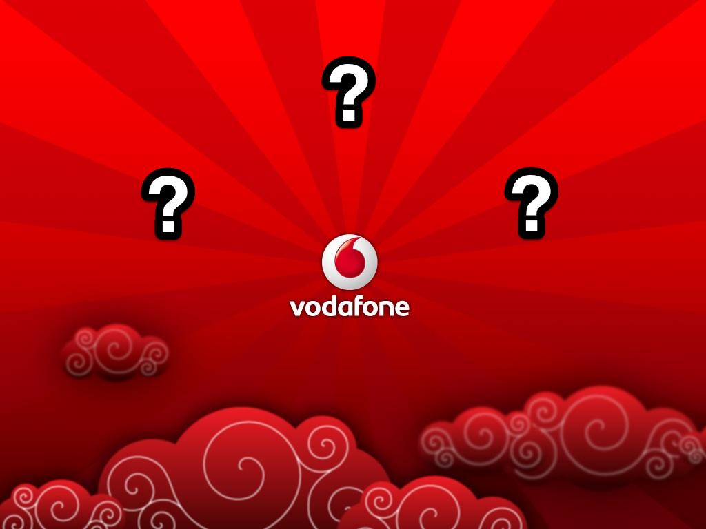 Vodafone logo hd